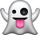 Emoji Fantôme