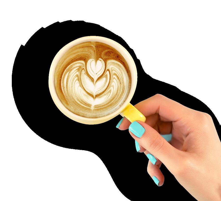hand-coffee
